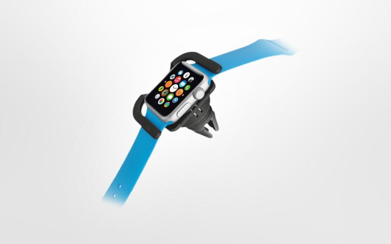 Behuizing Apple-watch lader